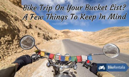 Bike Trip On Your Bucket List? A Few Things To Keep In Mind