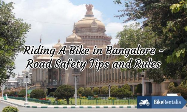 Riding A Bike in Bangalore – Road Safety Tips and Rules