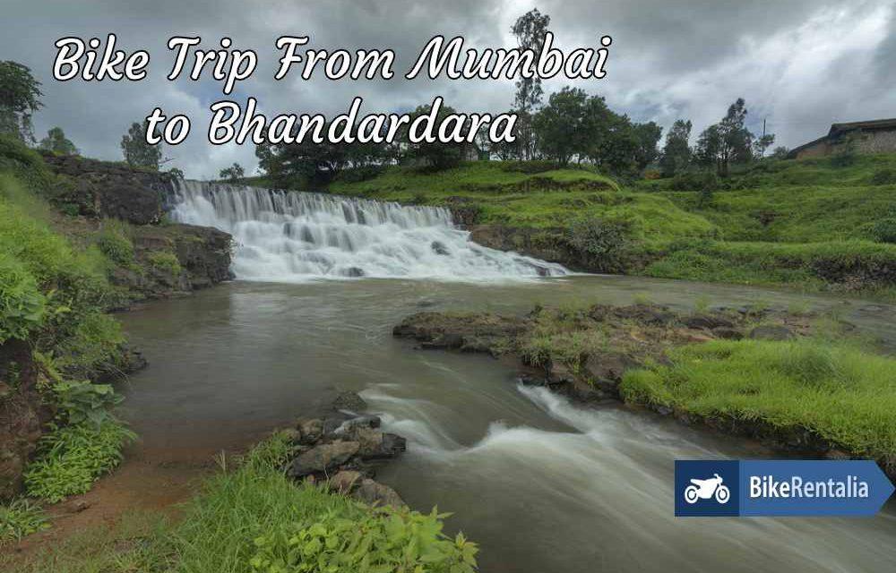 Bike Trip From Mumbai to Bhandardara