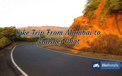 Bike Trip From Mumbai to Malshej Ghat
