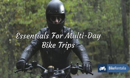 Essentials For Multi-Day Bike Trips