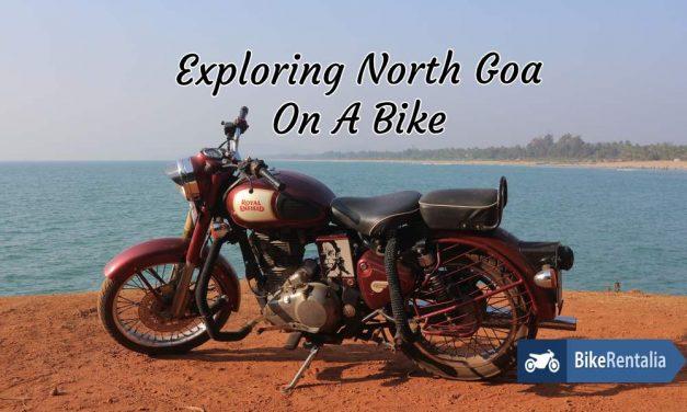 Exploring North Goa On A Bike