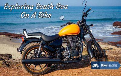 Exploring South Goa On A Bike