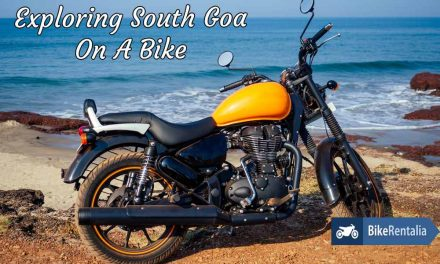 Exploring South Goa On A Bike
