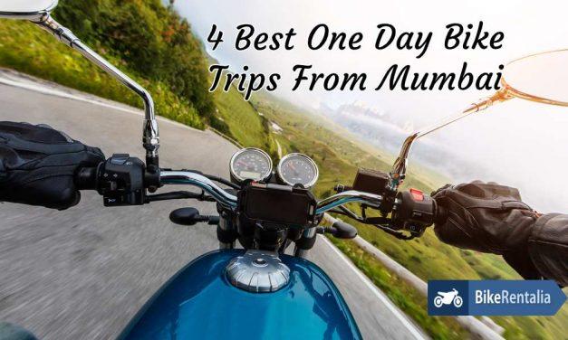4 Best One Day Bike Trips From Mumbai