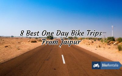 8 Best One Day Bike Trips From Jaipur