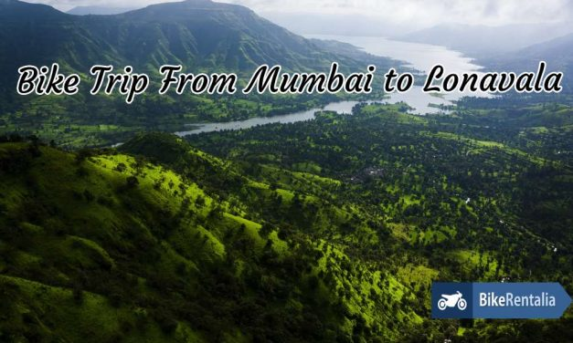 Bike Trip From Mumbai To Lonavala