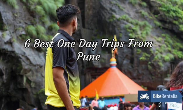 6 Best One Day Trips From Pune