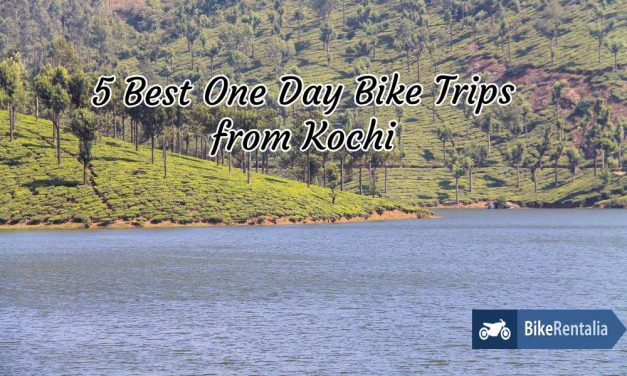 5 Best One Day Bike Trips From Kochi