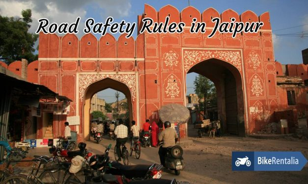 Road Safety Rules In Jaipur