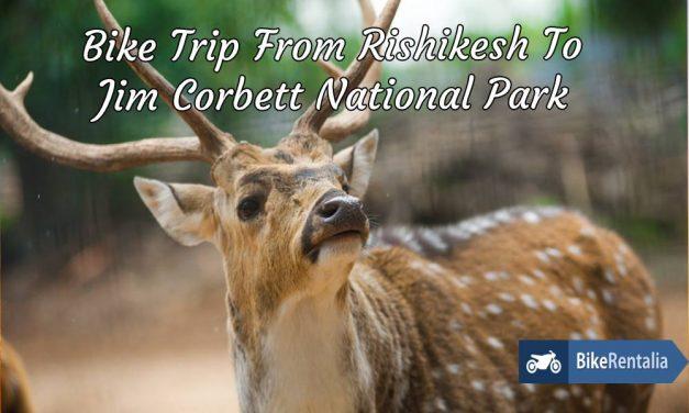 Bike Trip From Rishikesh To Jim Corbett National Park