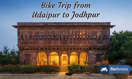 Bike Trip From Udaipur To Jodhpur
