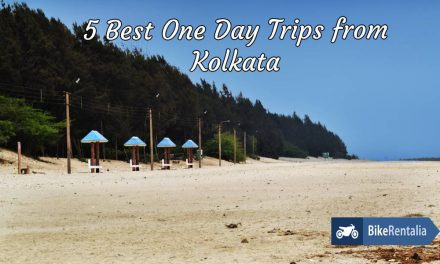 5 Best One Day Bike Trips From Kolkata