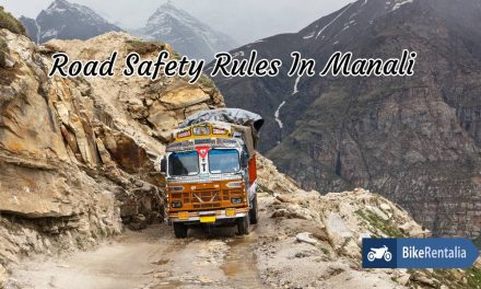 Road Safety Rules In Manali