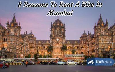 8 Reasons To Rent A Bike In Mumbai