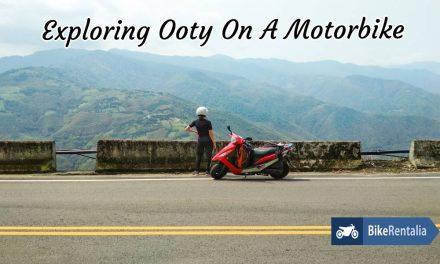 Exploring Ooty On A Motorbike