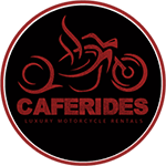 caferides - motorcycle rental near me