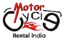 motorcyclesrentalindia - bike for rent